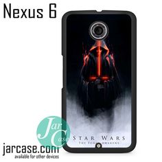 Star Wars Force Awakens 2 Phone case for Nexus 4/5/6