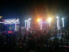 #manfredonia #festapatronale #fairground #giostra #tagada #festa #luci #lights #music