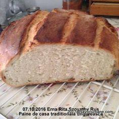 Paine de casa traditionala ungureasca | Savori Urbane Banana Bread, Desserts, Food, Cabana, Bread Baking, Tailgate Desserts, Deserts, Essen, Postres