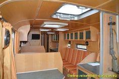 Sonstige/Other SETRA S140 Wohnmobil (Häftlingsbus ausgebaut), Wohnwagen/-mobile Sonstige in Döbeln, gebraucht kaufen bei AutoScout24 Trucks