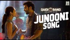 "Junooni Lyrics from Bollywood Movie ""Qaidi Band"". The song sung by Arijit Singh, Yashita Sharma, music composed by Amit Trivedi and lyrics written by Sidhant Mago, Kausar Munir. Qaidi Band is an upcoming Indian action"