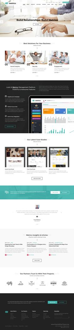 Metrics is a stunning and flexible 9 in 1 #WordPress Theme for Digital Marketing Agencies, SEO companies, Social Media #specialists and Marketers or corporate and #accountancy businesses websites download now➝ https://themeforest.net/item/metrics-seo-digital-marketing-social-media-theme/15625979?ref=Datasata