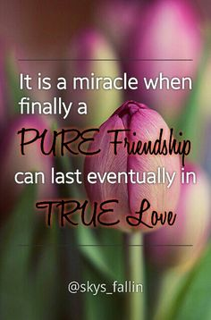 It has to be started with a pure motive. True Love, Friendship, Relationship, Pure Products, Natural, Real Love, Relationships, Nature, Au Natural
