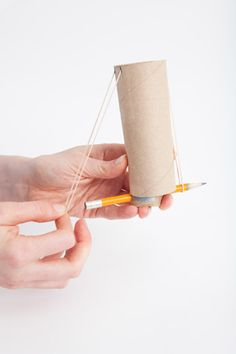 DESIGN SQUAD NATION . Build | Indoor Slingshot | PBS KIDS GO!