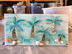Sea Crafts, Sea Glass Crafts, Sea Glass Art, Seashell Crafts, Fused Glass, Seashell Art, Stained Glass, Broken Glass Crafts, Broken Glass Art