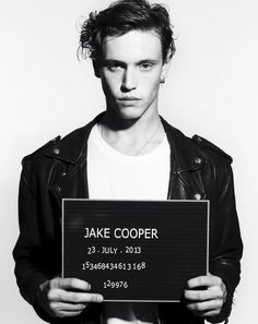 Model Files: Jake Cooper   http://fashiongrunge.com/2015/07/23/model-files-jake-cooper/