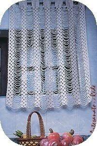 Acredito que esta cortina deve ser bem rápida de ser feita. Cortinas e colchas costumam ser trabalhos demorados pelo tamanho de janelas ou...