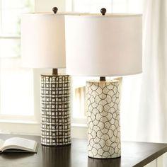 Harper Bone Table Lamp