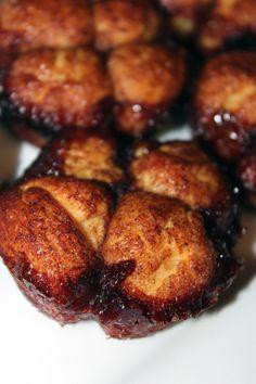 Fashion meets Food: Individual (skinny) Monkey Bread