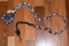 DIY Dog Leash