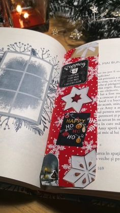 Christmas bookmarks ❤️ Cafe Music BGM channel • Christmas has come