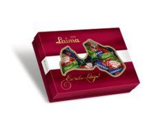 Konfekšu izlase Latvija 275g-Laima Chocolates