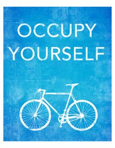 Bikarlan — coffeebike: Occupy Yourself
