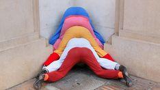 Bodies in Urban Spaces by Cie Willi Dorner
