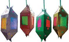 Knutselen voor kinderen: Islam, Ramadan en Suikerfeest Ramadan Crafts, Ramadan Decorations, Festive Crafts, Christmas Crafts For Kids, Multi Cultural Crafts For Kids, Kleiner Muck, Angel Crafts, Kindergarten Art, Snowman Crafts