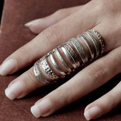 Pamela Love Double Cage Ring...uh, yes please.