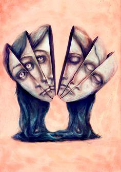 St. Anger - illustration by Chiara Tomati - Massoneria Creativa / Masonry - www.massoneriacreativa.com