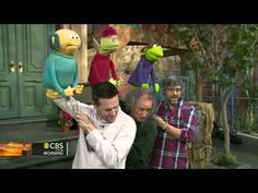 "Mo Rocca learns how to get to ""Sesame Street"" - YouTube"