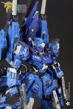 GUNDAM GUY: HGUC 1/144 ReZEL Type C - Customized Build
