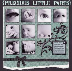 Precious Little Parts