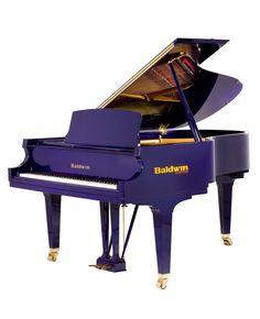 Dark Blue Piano