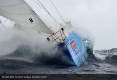Ocean Crusaders represented in 13/14 Clipper Round the World Yacht ... takes my breath away This is fun