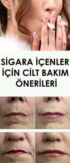 Sigara İçenler İçin Cilt Bakımı - Wir kamen hier für Make-up :) - Belleza Beauty Care, Hair Beauty, Ayurveda, Homemade Skin Care, Hair A, Hair Tools, Luxury Beauty, Face Care, Skin Products