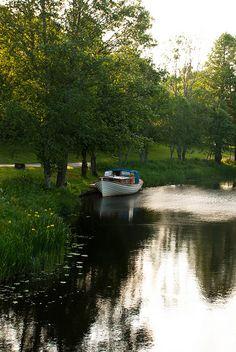 Kungsgården, Sweden by netzanette, via Flickr