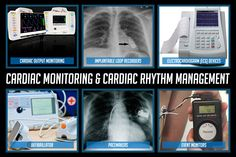 Cardiac monitoring devices help in continuous examination of a patient's cardiac activity. CRM devices maintain normal cardiac rhythm in patients suffering from rate and rhythm disorders of the heart. Cardiac Rhythms, To Reach, Disorders, Health Care, Management, Activities, Marketing, Education, Educational Illustrations