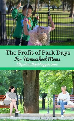 The Profit of Park Days for Homeschool Moms Minimalist Homeschool, Homeschool Curriculum, Homeschooling, Special Educational Needs, Life Learning, Park, Mom, Parenting Tips, Families