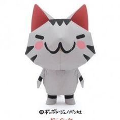 Paper toys de gatos