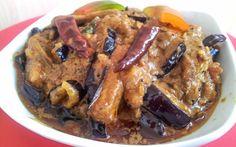 Eggplant Curry Recipe (Sri Lankan Style)