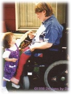 If you are a parent with a disability, a person with a disability who is planning to become a parent, or a nondisabled partner of a disabled parent, this site is for you.