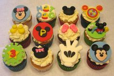 More ideas for Mickey Mouse birthday party