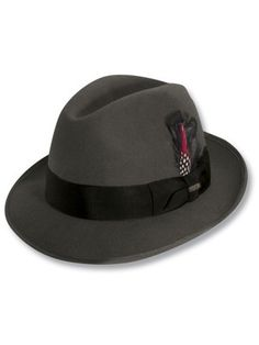 eefc9436 11 Best My hats images | Fedora hat, Fedora hats, Felt hat