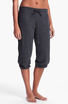 $39.99 Under Armour 'Undeniable' Charged Cotton Capris available at #Nordstrom