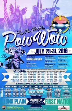 Long Plain First Nation Pow wow