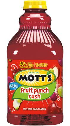 ****Target: Mott's Rush Juice ONLY $1.49!**** - Krazy Coupon Club