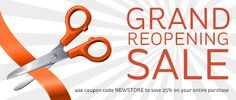 SVG Cuts Grand Reopening SALE!!  25% off entire purchase!