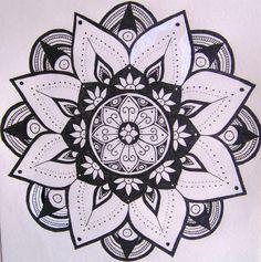 Mandala Designs, whataragasukudoes: Sooo I'm back. With some...