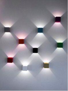 Light as art object