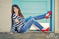 Krystal Kaye Images - 2015 Senior Model Rep Tracie