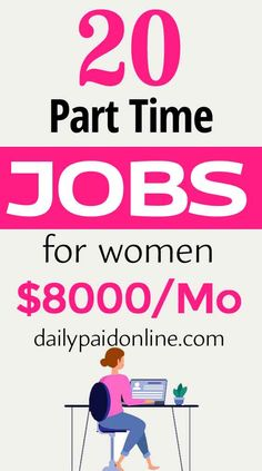 There are a lot of legit work from home jobs that are hiring now. Here, I share some top best real legitimate flexible high paying remote non phone part time and full time work at home online job ideas and side hustles that are perfect for moms, teens, students, teachers, beginners, men, women, & other people. You can make extra money doing these fee free late night jobs even you have no experience #workfromhome #workfromhomejobs #makemoneyonline #makemoneyfromhome #makemoneyathome #sidehustles Real Online Jobs, Online Side Jobs, Online Jobs For Moms, Legitimate Online Jobs, Jobs For Teens, Jobs For Women, Legitimate Work From Home, Legit Work From Home, Work From Home Jobs