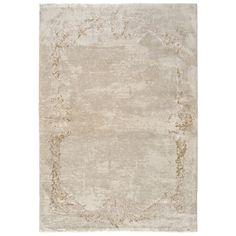 11000**  bavlna viskoza Koberec Tulos Ecru, 150x230 cm