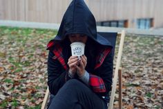 coffee, jacket, chill, relaks, free time