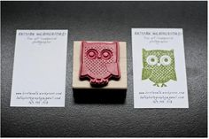 DIY business cards ~ over 20 different creative ideas