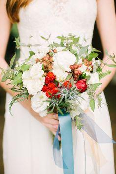 フルーツ×お花♡Strawberryを使ったブーケが最高にロマンティック♡にて紹介している画像