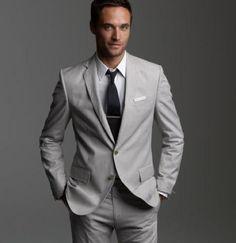 Tuxedo Custom Made Men's Wedding Suit (Jacket+Pants+Tie)