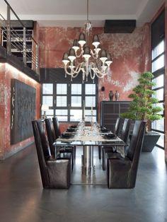 Home Decor Modern Dining. ダイニングのインテリアコーディネイト実例