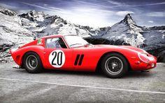 AUTOentusiastas: FERRARI 250 GTO, O MAIS CONTROVERSO GRAN TURISMO ITALIANO